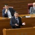 Puig destaca el trabajo del Consell en materia de reparación de derechos y reconstrucción de la economía.