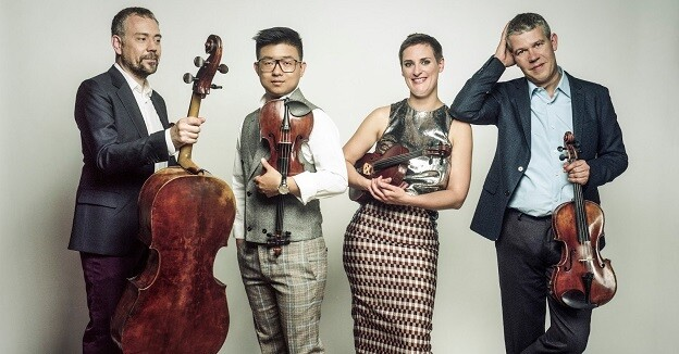 Quatuor Diotima.