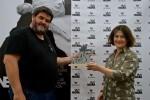 Rosa Ribas y Sabine Hofmann, Sebastià Bennassar y Benjamin Black, premios de novela VLC NEGRA 2017.