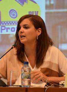 Sandra Gómez.