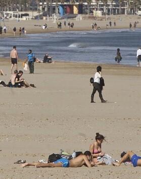 También consiguen la bandera azul cinco playas del sur.