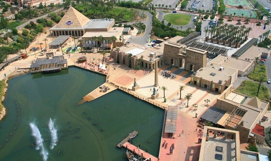Terra Mítica ha sido durante años una de las principales alternativas del Mediterráneo.