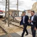 Un paso subterráneo unirá a 18.000 vecinos de l'Alcúdia de Crespins y Canals con la ayuda de la Diputación. (Foto-Abulaila).