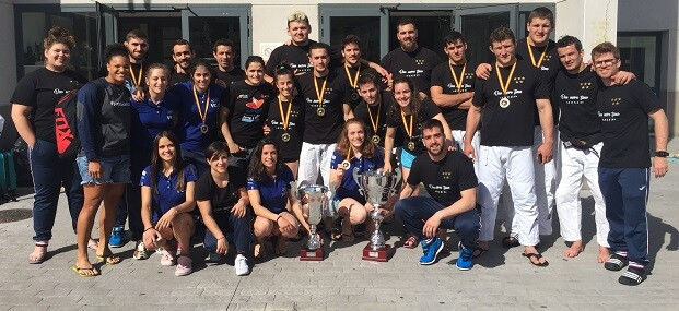Valencia Club de Judo.
