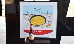 Valencia protagoniza la nueva Edición Especial de Amstel ilustradora valenciana Carla Fuentes y el gipuzcoano Iban Barrenetxea (10)