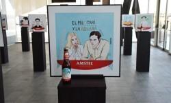 Valencia protagoniza la nueva Edición Especial de Amstel ilustradora valenciana Carla Fuentes y el gipuzcoano Iban Barrenetxea (12)