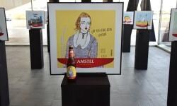 Valencia protagoniza la nueva Edición Especial de Amstel ilustradora valenciana Carla Fuentes y el gipuzcoano Iban Barrenetxea (15)