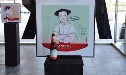 Valencia protagoniza la nueva Edición Especial de Amstel ilustradora valenciana Carla Fuentes y el gipuzcoano Iban Barrenetxea (4)