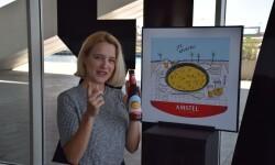 Valencia protagoniza la nueva Edición Especial de Amstel ilustradora valenciana Carla Fuentes y el gipuzcoano Iban Barrenetxea (59)