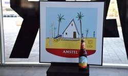 Valencia protagoniza la nueva Edición Especial de Amstel ilustradora valenciana Carla Fuentes y el gipuzcoano Iban Barrenetxea (7)