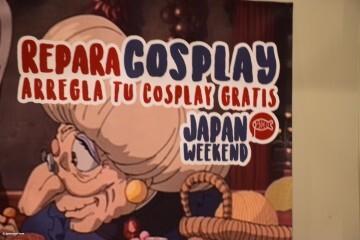 XIX Salón del Manga anime Japan Weekend Valencia cosplayers Belify Bel y Narga & Aoki (197)
