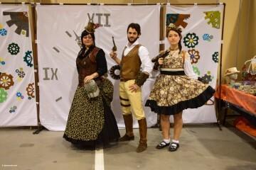 XIX Salón del Manga anime Japan Weekend Valencia cosplayers Belify Bel y Narga & Aoki (201)