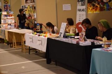 XIX Salón del Manga anime Japan Weekend Valencia cosplayers Belify Bel y Narga & Aoki (217)
