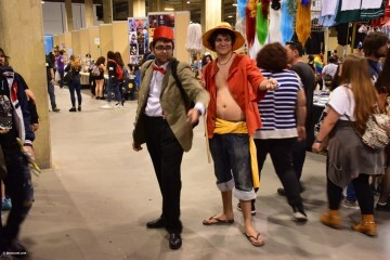 XIX Salón del Manga anime Japan Weekend Valencia cosplayers Belify Bel y Narga & Aoki (277)