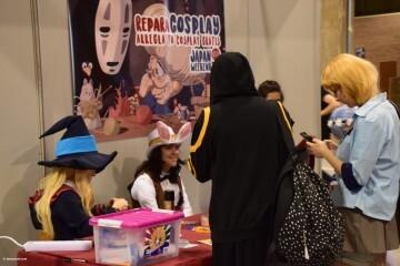 XIX Salón del Manga anime Japan Weekend Valencia cosplayers Belify Bel y Narga & Aoki (302)