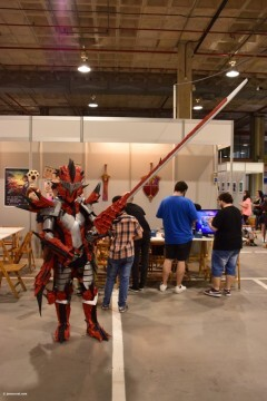 XIX Salón del Manga anime Japan Weekend Valencia cosplayers Belify Bel y Narga & Aoki (315)