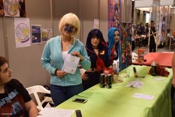 XIX Salón del Manga anime Japan Weekend Valencia cosplayers Belify Bel y Narga & Aoki (346)