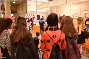 XIX Salón del Manga anime Japan Weekend Valencia cosplayers Belify Bel y Narga & Aoki (352)