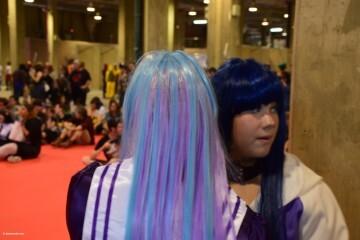 XIX Salón del Manga anime Japan Weekend Valencia cosplayers Belify Bel y Narga & Aoki (379)
