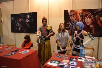 XIX Salón del Manga anime Japan Weekend Valencia cosplayers Belify Bel y Narga & Aoki (487)