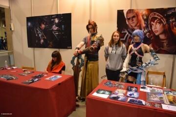 XIX Salón del Manga anime Japan Weekend Valencia cosplayers Belify Bel y Narga & Aoki (491)