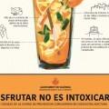 'Disfrutar no es intoxicarse' es el lema de la campaña del Ayuntamiento con motivo de la celebración de la Noche de San Juan.