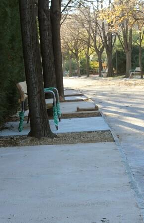 0622 Parque de Benicalap y paseo tras su remodelación.