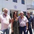 Ador renueva la red de agua potable del casco antiguo con la ayuda de la Diputación.