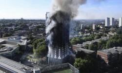Al menos seis muertos y varios desaparecidos en el incendio de un edificio de 24 pisos en Londres.