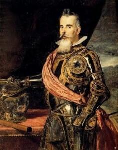 Don Antonio Alfonso Pimentel, Conde de Benavante
