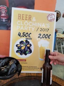 """Bierwinkel organitza amb els cerveceros valencians en tapineria """"Beer & clóchina's party"""" (65) (Small)"""