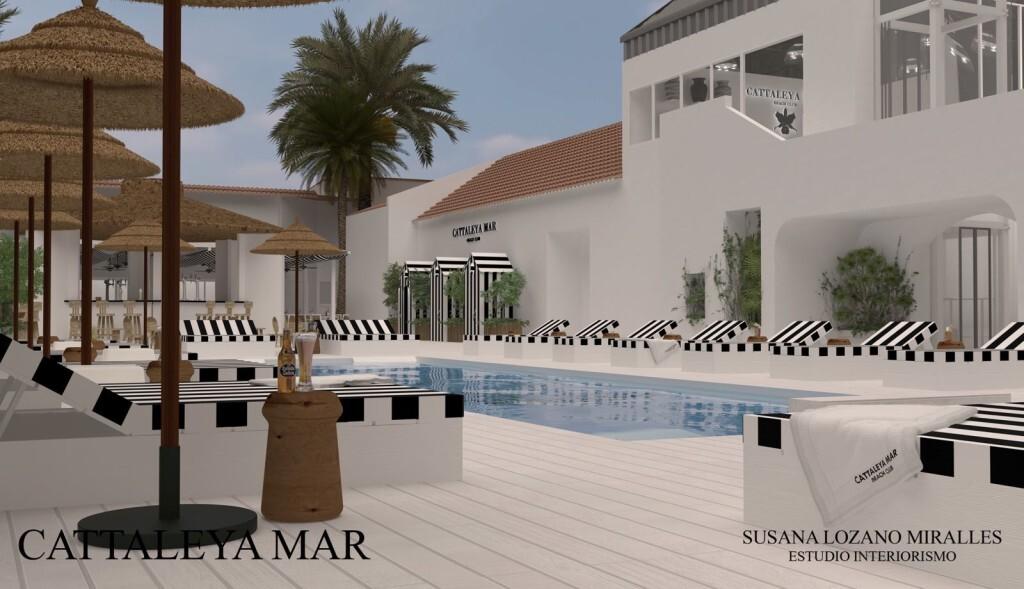 Cattaleya Mar, un nuevo Beach Club para Valencia (2)