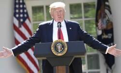 Decepció davant la retirada irreversible d'EUA de l'acord climàtic