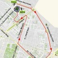 Dispositivo de tráfico el domingo día 18 con motivo de la celebración de la Volta a Peu Levante U. D.