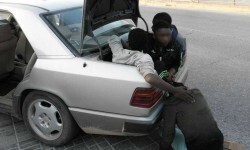 Dos conductores kamikazes entran en las últimas horas en Melilla con 14 inmigrantes
