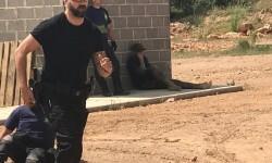EL SPPLB prepara a los Policías Locales contra el Yihadismo Islámico. Como actuar en caso de atentado terrorista MARINES 1 (1)