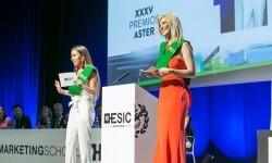 ESIC Valencia celebra la Graduación de los alumnos de Grado y entrega los Premios Aster.