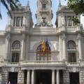 El Ayuntamiento se personará en la causa que investiga el grupo Trasgos cuando se levante el secreto de sumario. (Ayuntamiento de Valencia).