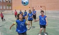 El Colpbol, el deporte de la inclusión creado en Valencia, da un salto con su primer Campeonato de España.