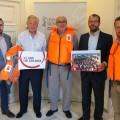 El Consell colabora con Save the Children en el rescate y asistencia de personas refugiadas en el Mediterráneo.