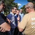 El Consorcio de Bomberos asume la dirección operativa de las brigadas forestales de la Diputación de Valencia.