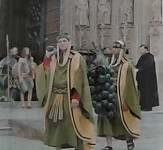El Corpus, la Festa Grossa de Valencia inicia sus actividades.