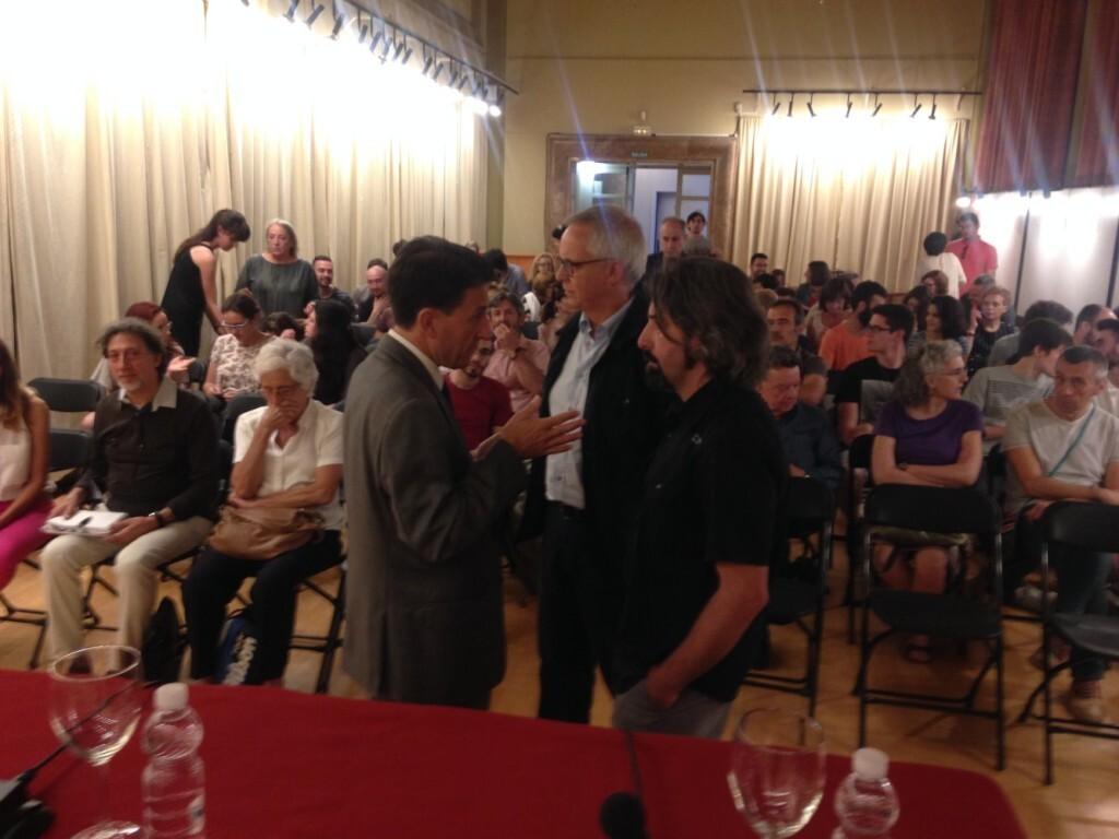 El Foro Sensus Communis del Ateneo pide la restitución de la enseñanza de filosofía en la Comunitat Valenciana