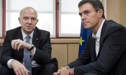 El PSOE se abstendrá en la votación del CETA en el Congreso.