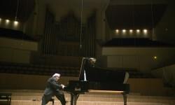 El Palau de la Música anuncia la licitación de compra de un piano de gran cola y de la afinación de los instrumentos de la Orquesta de València.
