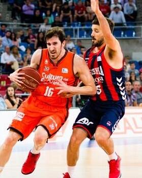 El Valencia Basket pasa a la final de la Liga Endesa.
