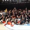 El Valencia Basket vence al Real Madrid (87-76) y se proclama Campeón de Liga Endesa.