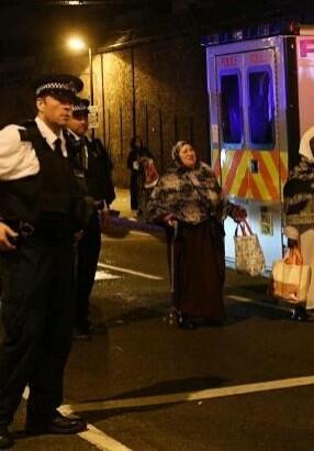 El condurcotr ha sido detenido.