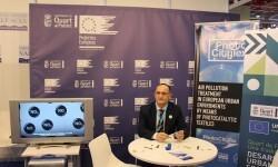 El diputado provincial Bartolomé Nofuentes participa como jurado en los 'Startup Europe Awards 2016'.
