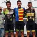 El equipo GSport-València Esports se alza con el triunfo en el campeonato regional de contrarreloj.